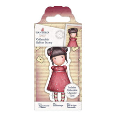 Gorjuss Santoro Rubber Stamp No. 54 Sweetheart