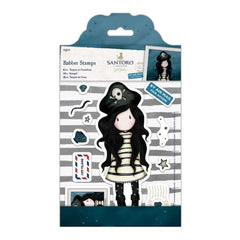 Gorjuss Santoro Rubber Stamp Piracy