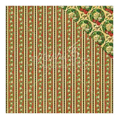 Graphic 45 - St Nicholas Double-Sided Cardstock 12 Inch X12 Inch - North Pole