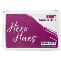 Hero Hues Reactive Ink Pad - Berry Smoothie