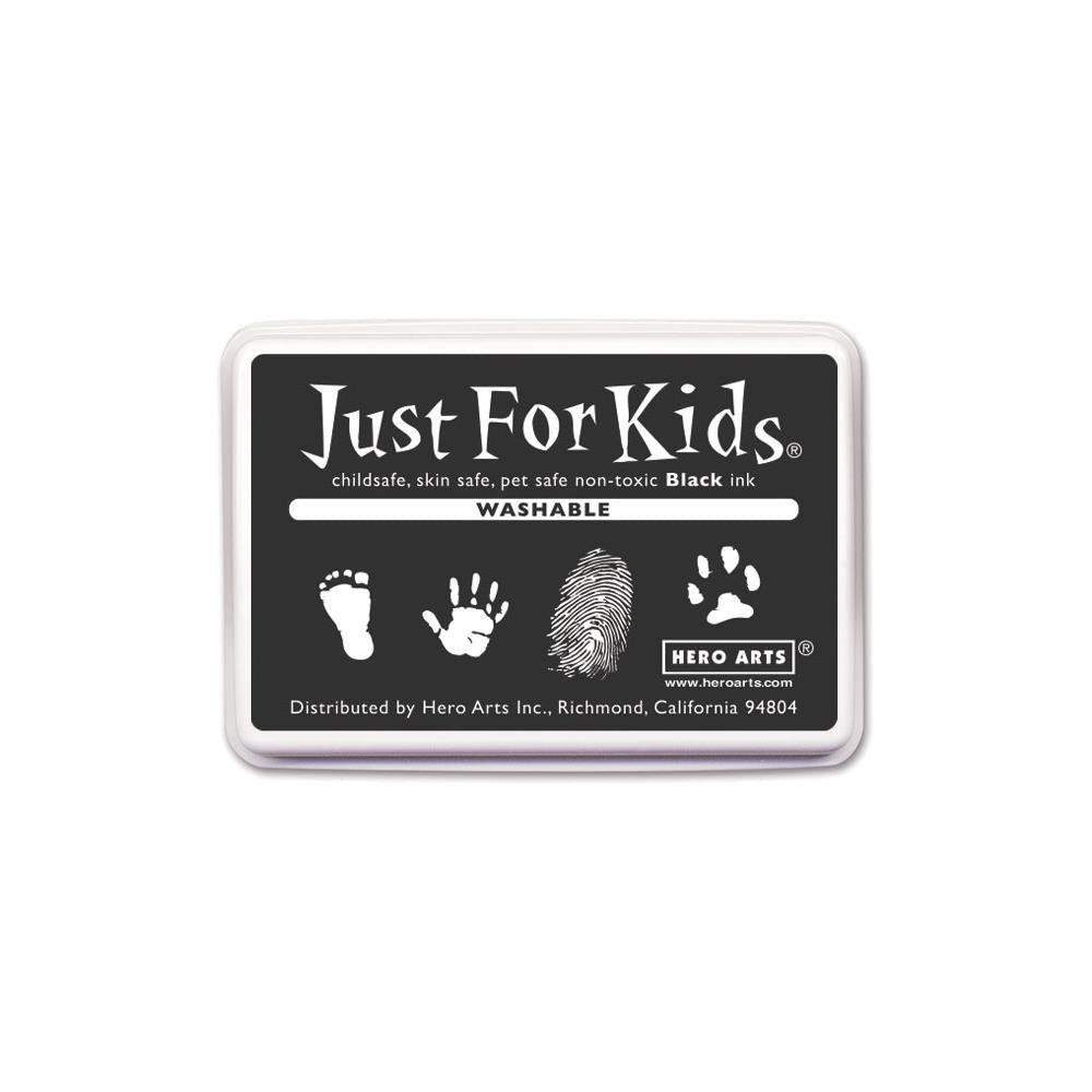 Hero Arts Just For Kids Inkpad Washable Black