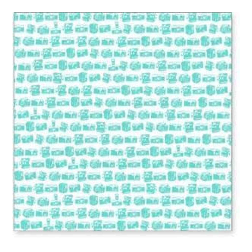 Hambly Screen Prints - Camera Collection Overlay - Antique Teal Blue (Pack Of 5)