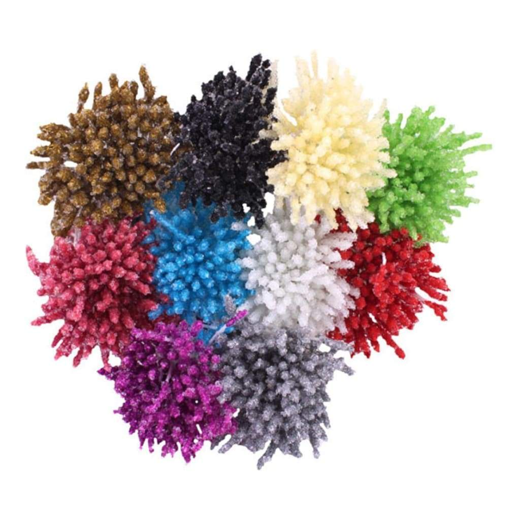 Heartfelt Creations - Rock Candy Stamens Small 1mmX2.25""