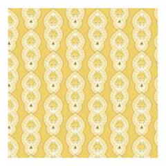 Heidi Grace - Daisy - Stainglass Embossed 12X12 Paper (Pack Of 5)