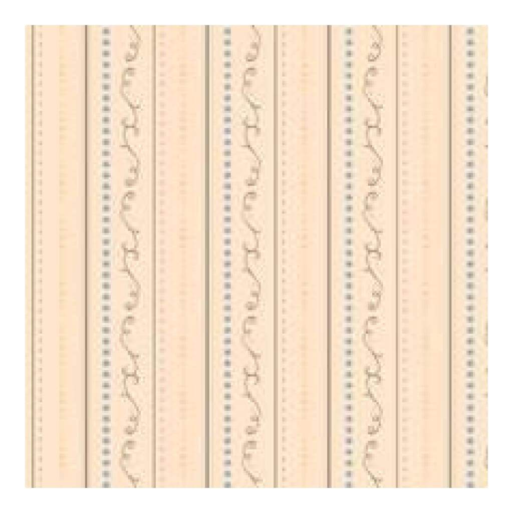 Heidi Grace - Marina - Mini Decor Stripe 12X12 Glitter Paper (Pack Of 5)