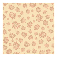 Heidi Grace - Orchard - Pinwheels With Flocking 12X12 Paper (Pack Of 5)