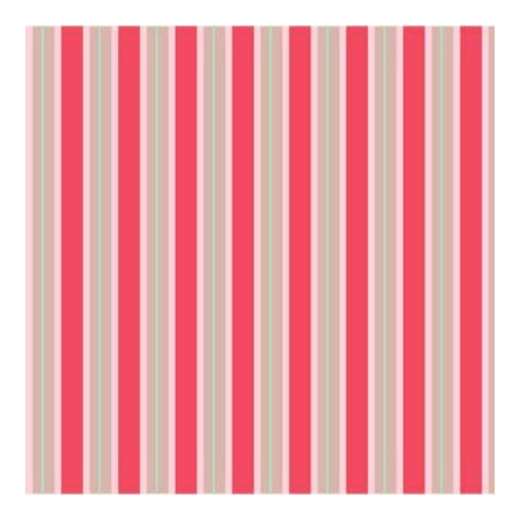 Heidi Grace - The Wildflowers - Wildflowers Stripe With Flocking 12X12 Shimmer (Pack Of 5)