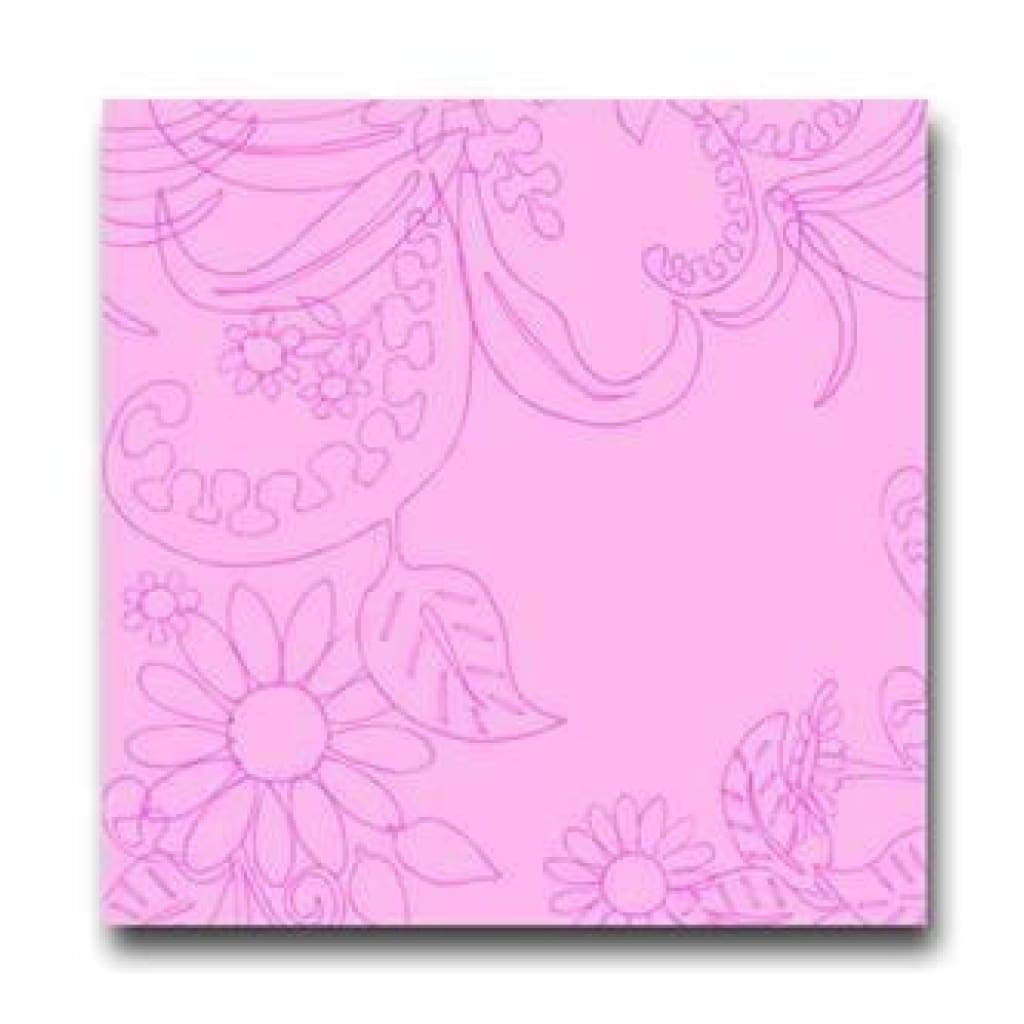 Heidi Swapp - 9X9 Paper Sassy Sweet- Outline  (Pack Of 10)
