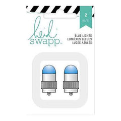 Heidi Swapp Paper Lantern Lights 2 Pack  Blue