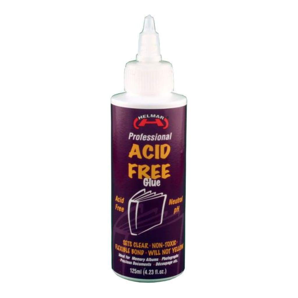 Helmar Acid-Free Glue 125Ml