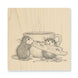 Stampendous House Mouse Cling Stamp Cookie Crumbles