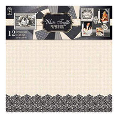 Hot Off The Press - White Truffle Paper Pack