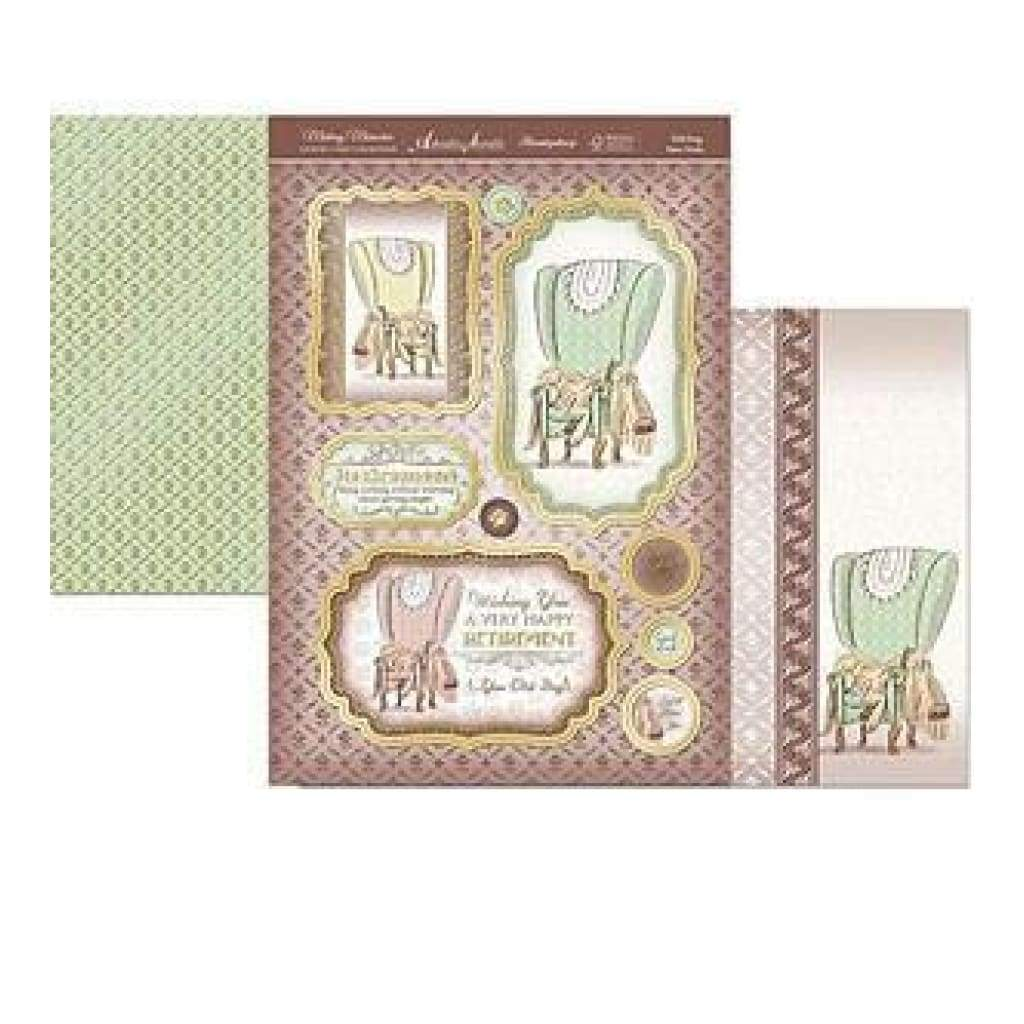 Hunkydory Crafts Making Memories Luxury Topper Set A4 Old Dognew Tric Craftonline Com Au