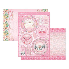 Hunkydory Mirri Magic A4 Topper Set - Perfect Match