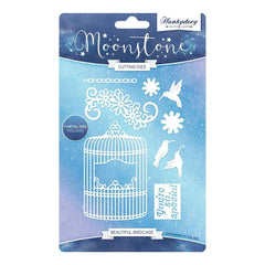 Hunkydory Moonstone Dies Beautiful Birdcage
