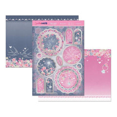 Hunkydory Special Days A4 Topper Set A Perfect Pair