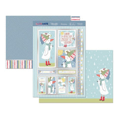 Hunkydory Special Days A4 Topper Set Feeling Under The Weather