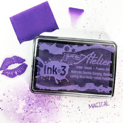 Ink On 3 - Artist Grade Fusion Ink Pad - Jam Purple