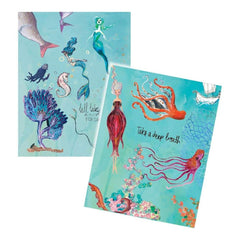 Jane Davenport Artomology Washi Sheets 4 pack Washi Mermaids