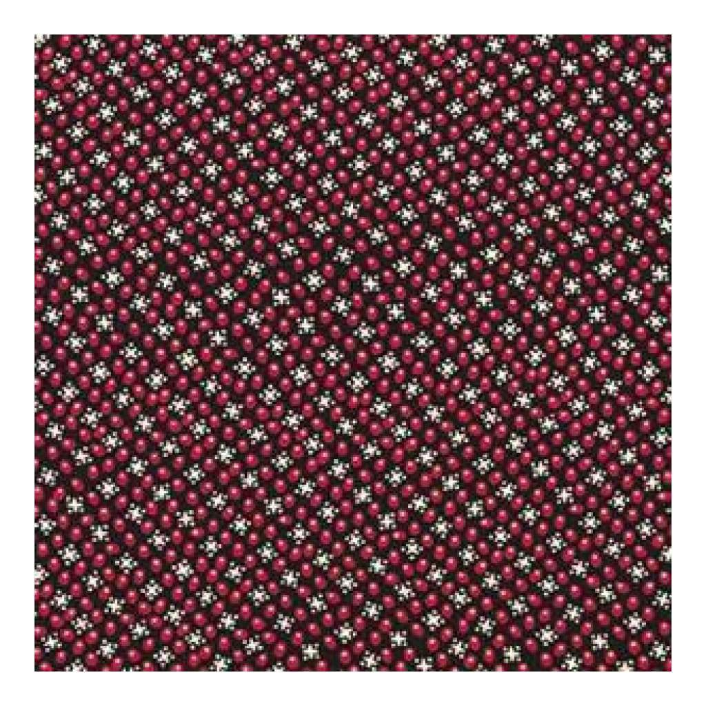 Jenni Bowlin - Red/Black Extension - Red Olives 12X12 Paper  (Pack Of 10)