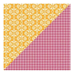 Jillibean-Soup - Pasta Fagioli - Shell Macaroni 12X12 D/Sided Paper (Pack Of 10)