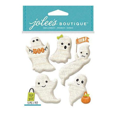 Jolee's Boutique Dimensional Stickers Gauze Ghosts