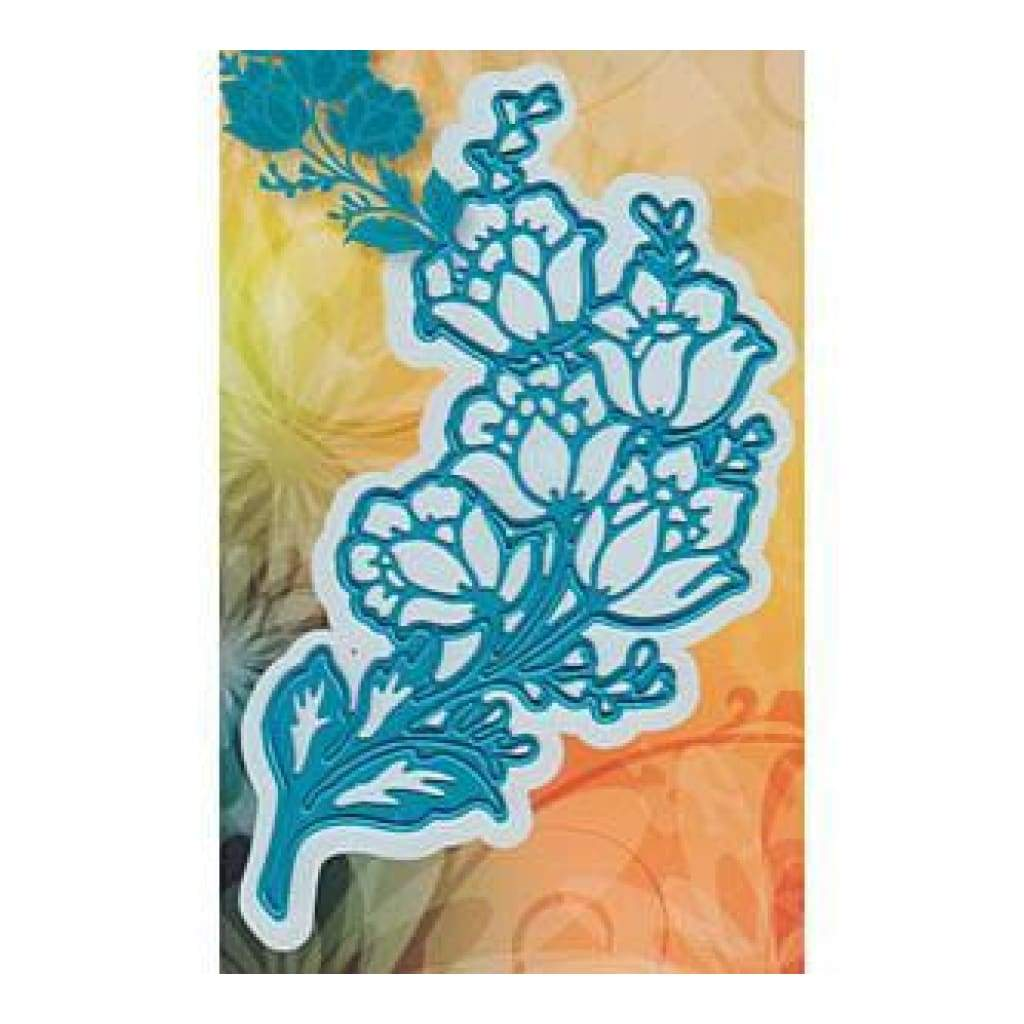 Joy! Crafts Cut & Emboss Die Flower Corner