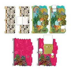 K And Company  Smash - Animal Divider Tabs