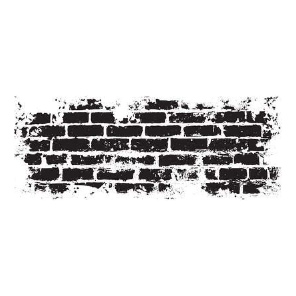 Kaisercraft Clear Stamp Set - Brick Wall