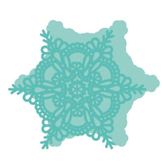 Kaisercraft Decorative Die Doily Snowflake