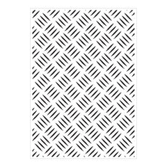 Kaisercraft Embossing Folder 4X6 Checker Plate