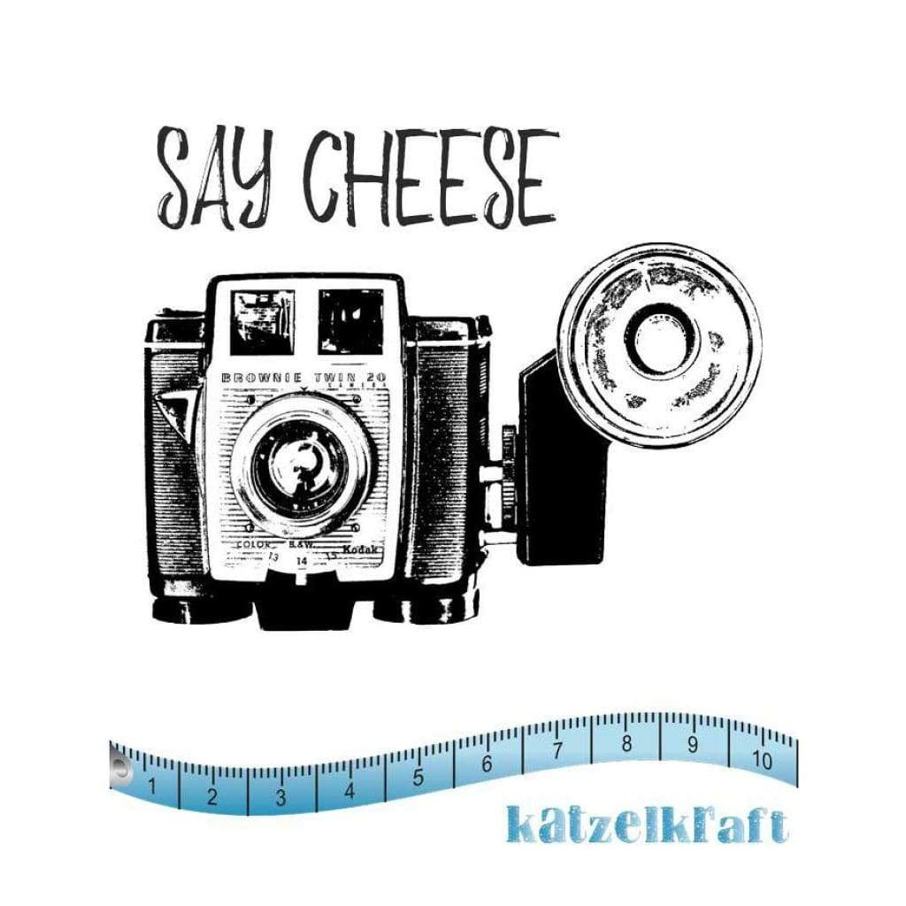 Katzelkraft - Rubber stamp - Camera