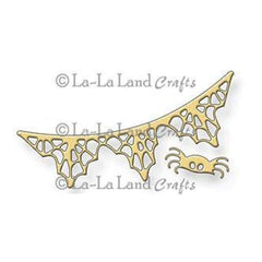 La-La Land Die Spider & Spiderweb2 Pack