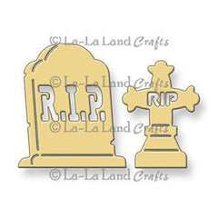 La-La Land Die Tombstones2 Pack