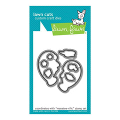 Lawn Cuts Custom Craft Die Manatee-Rific
