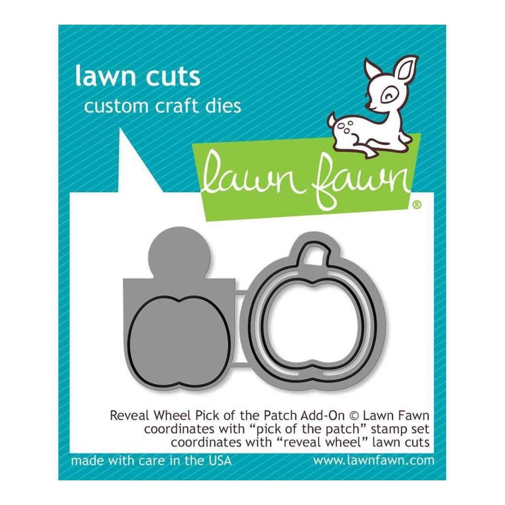 Lawn Cuts Custom Craft Die Reveal Wheel Pick Of The Patch Add-On