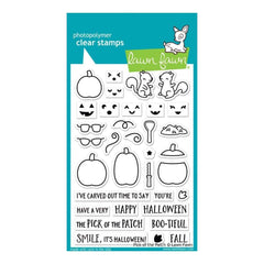 Lawn Fawn Clear Stamps 4inch X6inch Pick Of The Patch