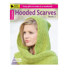 Leisure Arts Hooded Scarves: Book 2
