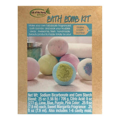Life Of The Party - Bath Bomb Kit - Makes 6