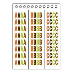 Lil Davis Design - Little Trooper Uppercase Rub-Ons  - Normally Over $11.95
