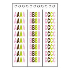Lil Davis Design - Major Qt Uppercase Rub-Ons  - Normally Over $11.95