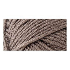Lion Brand 24/7 Cotton Yarn - Cafe Au Lait - 3.5oz/100g