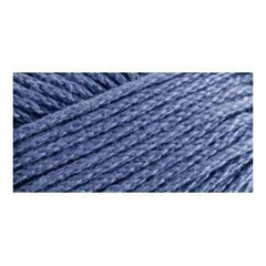 Lion Brand 24/7 Cotton Yarn - Denim- 3.5oz/100g