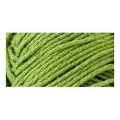 Lion Brand 24/7 Cotton Yarn - Grass - 3.5oz/100g