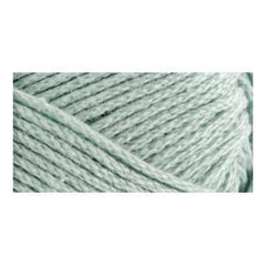Lion Brand 24/7 Cotton Yarn - Mint - 3.5oz/100g