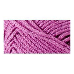 Lion Brand 24/7 Cotton Yarn - Rose - 3.5oz/100g