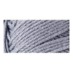 Lion Brand 24/7 Cotton Yarn - Silver - 3.5oz/100g