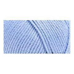 Lion Brand 24/7 Cotton Yarn - Sky - 3.5oz/100g