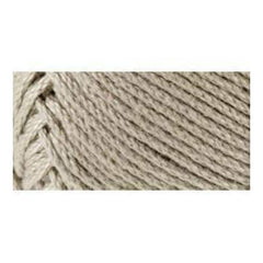 Lion Brand 24/7 Cotton Yarn - Taupe- 3.5oz/100g