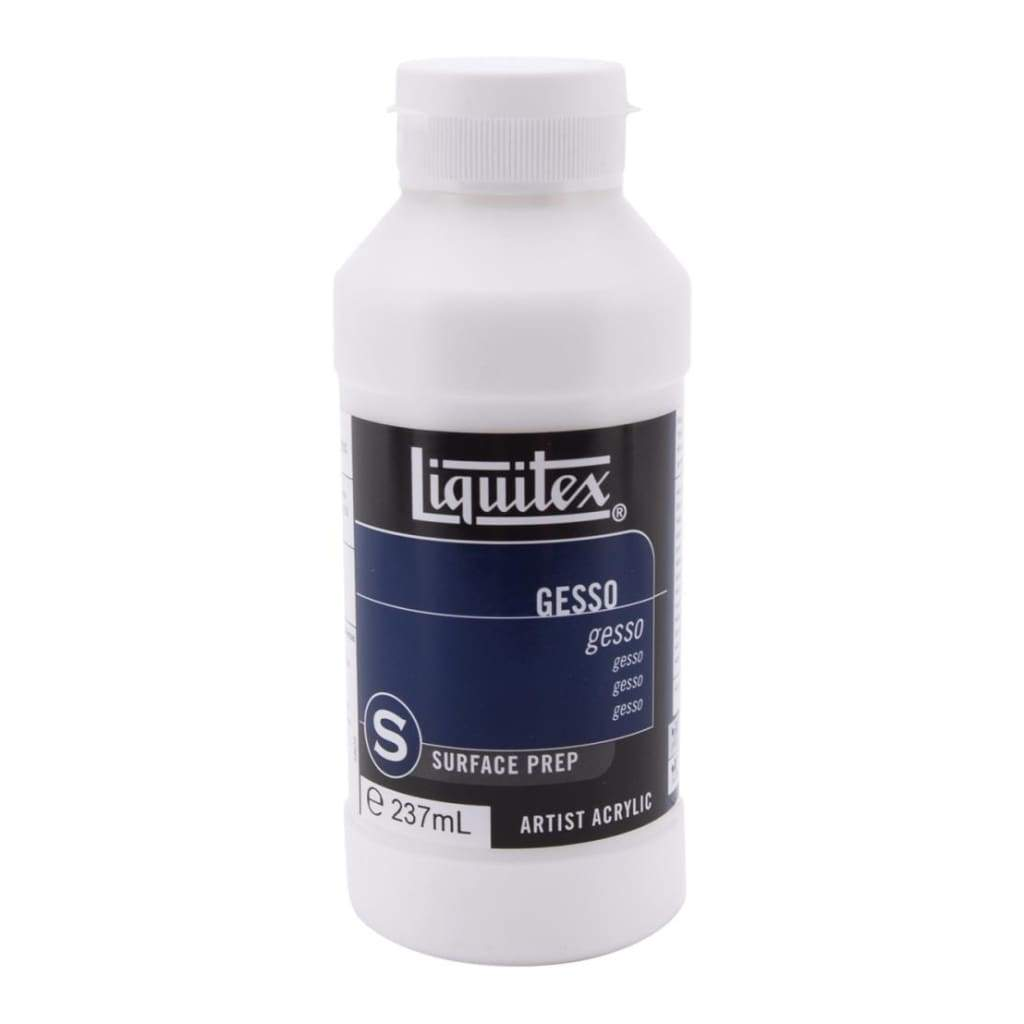 Liquitex Gesso White 8oz